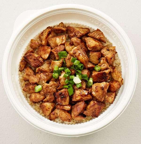 Regular Chicken Bowl