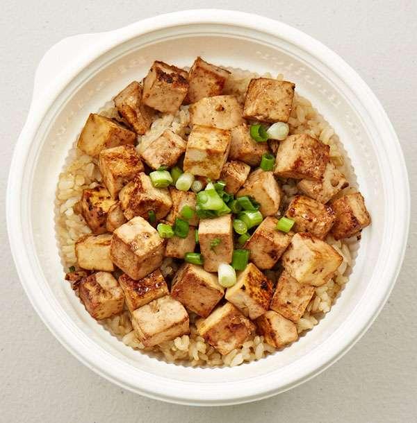 Regular Organic Tofu Bowl